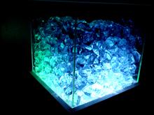 #001 RAYS BOX LIGHT