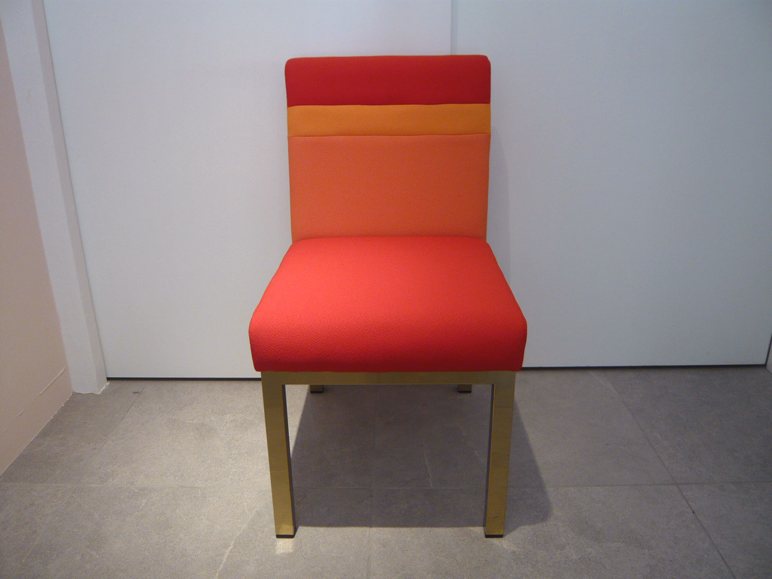 #018 COROMO CHAIR - 3 tone