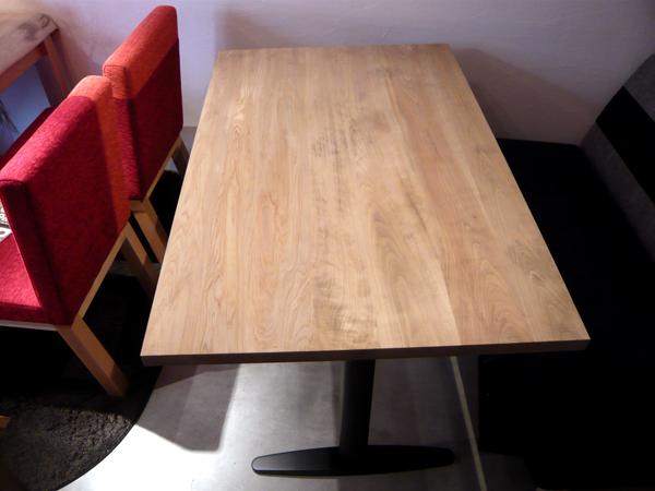 #009 HINOKI TABLE