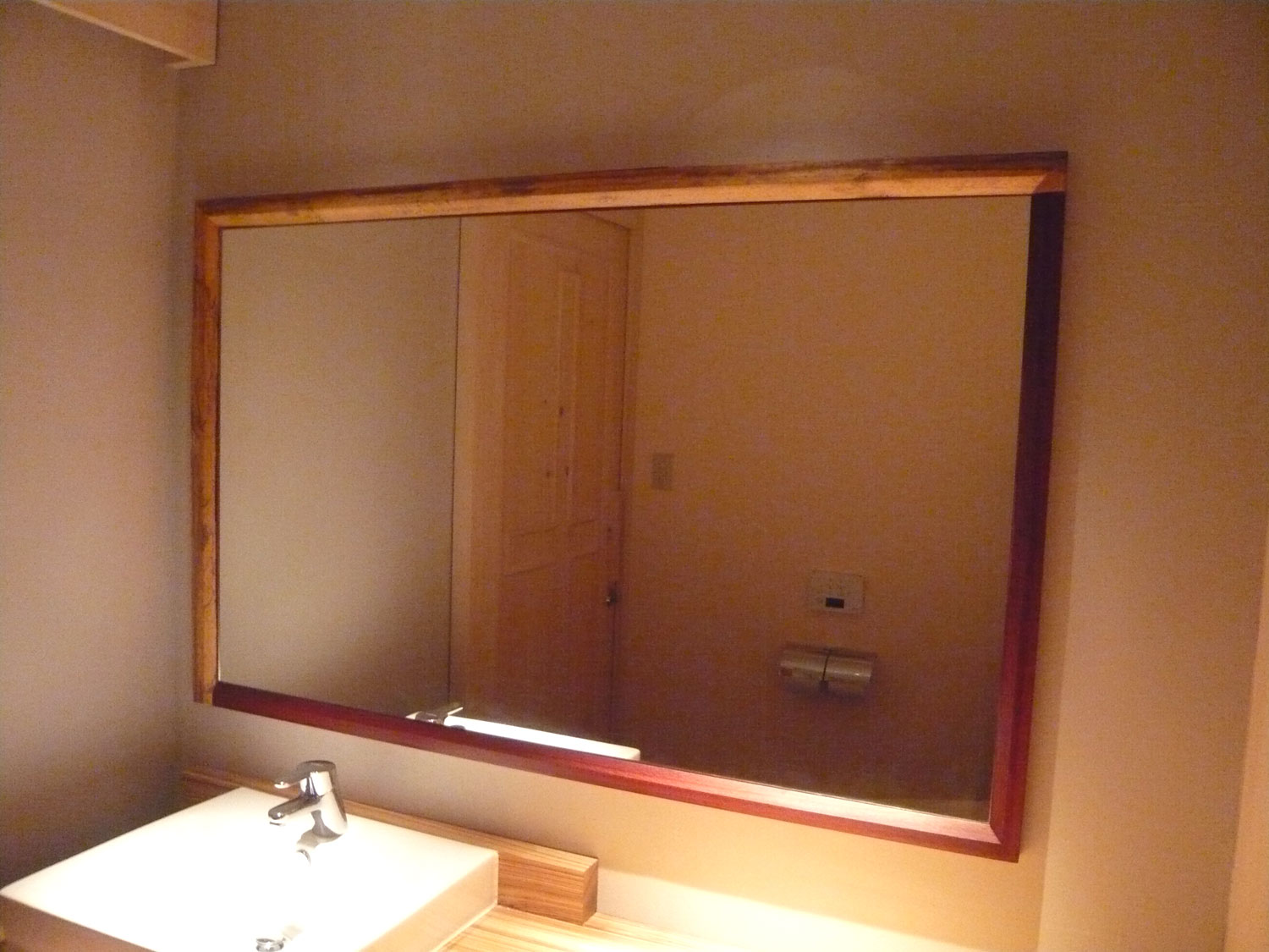 #014 RAYS Rest Room  - Mirror
