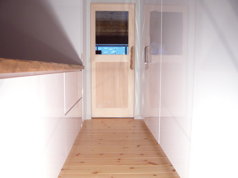 #017 2F  収納スペース